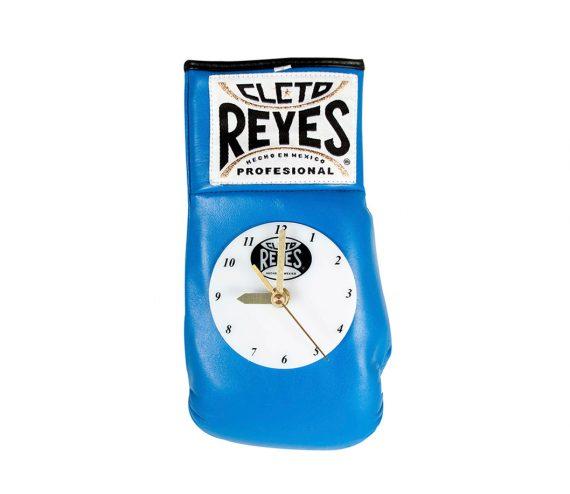 Cleto-Reyes-boxing-glove-clock-blue