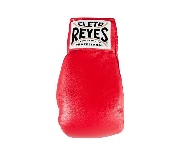 Cleto-Reyes-glove-for-autographs-red