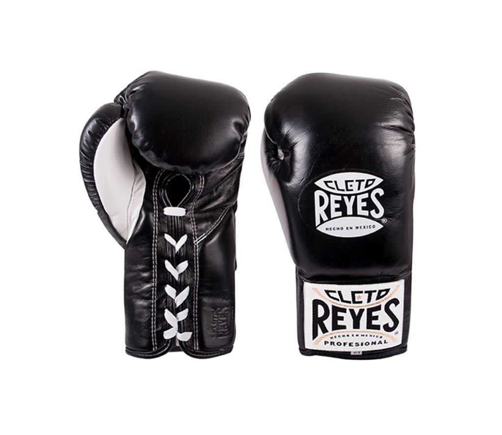 Cleto Reyes Boxing Gloves in Black