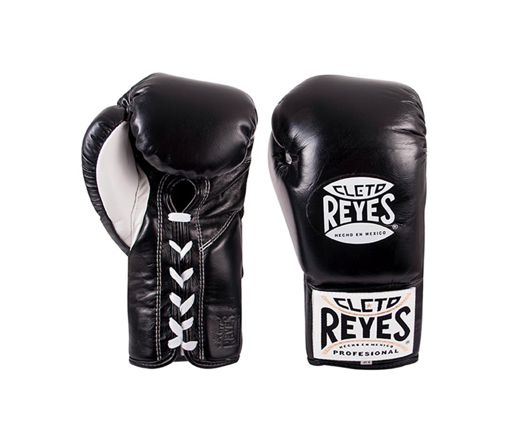 Cleto Reyes Traditional Contest Gloves - Black