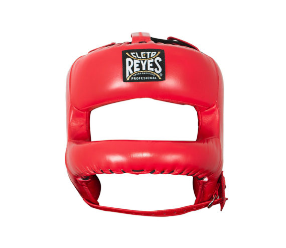 Cleto-Reyes-Headguard-with-Nylon-round-face-bar