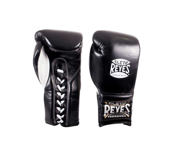 celto-reyes-tradiitonal-lasce-sparring-gloves-black
