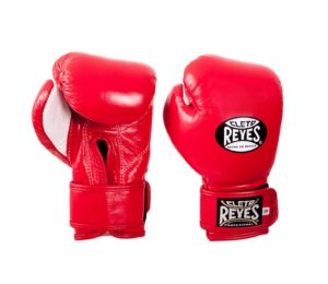 cleto-reyes-kids-sparring-gloves-red