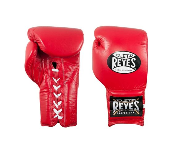 cleto-reyes-tradional-lace-sparring-gloves-red
