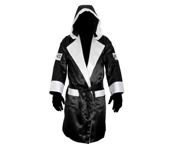 Cleto-Reyes-Satin-Robe-with-hood