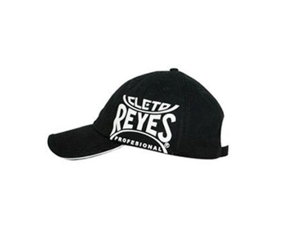 Cleto-Reyes-black-logo-cap