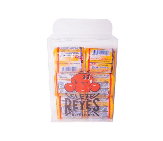 Cleto-Reyes-box-of-3-pairs-le-roy-bandages