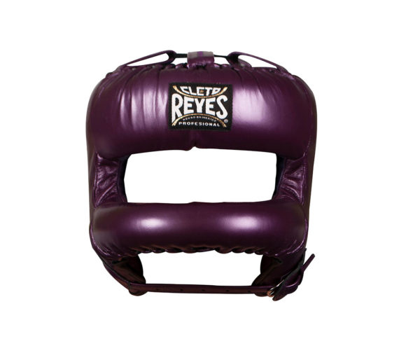 Purple-Cleto-Reyes–Headguard-with-Rounded-face-bar