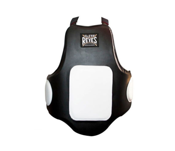 Cleto-Reyes-leather-body-protector