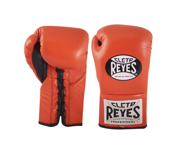 Orange-Cleto-Reyes-traditional-contest-gloves-
