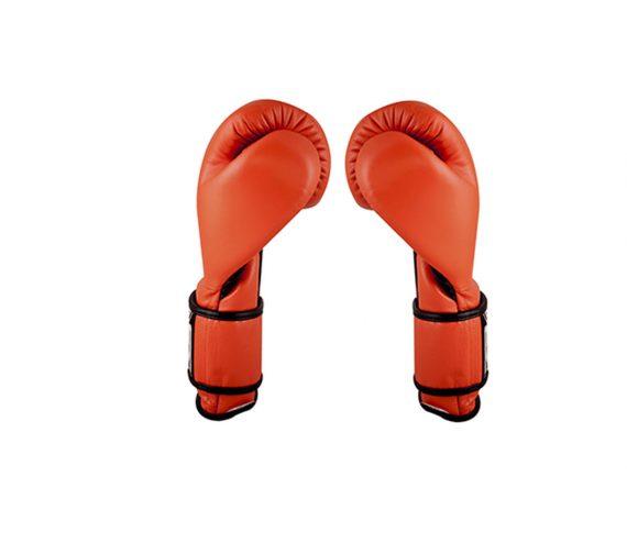 Orange-Cleto-Reyes-Velcro-Sparring-gloves-side