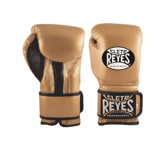 Gold-Cleto-Reyes-Velcro-Sparring-gloves