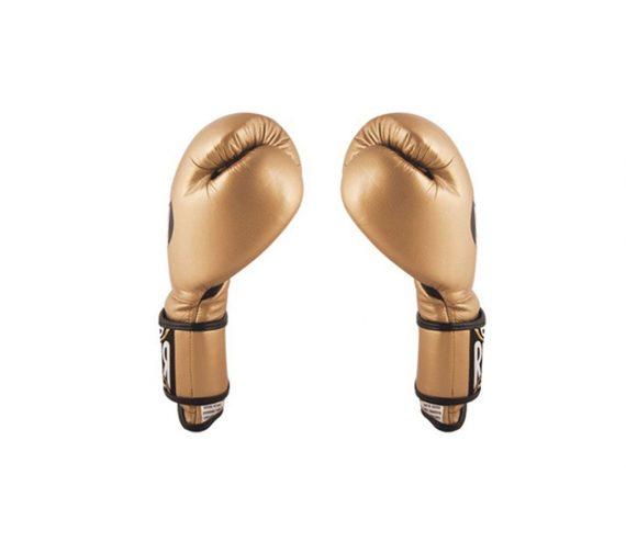 Gold-Cleto-Reyes-Velcro-Sparring-gloves-side