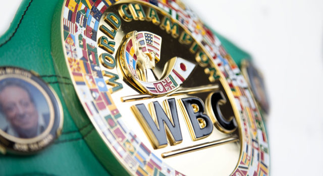 February is a 'Belter' of a month for WBC fight fans
