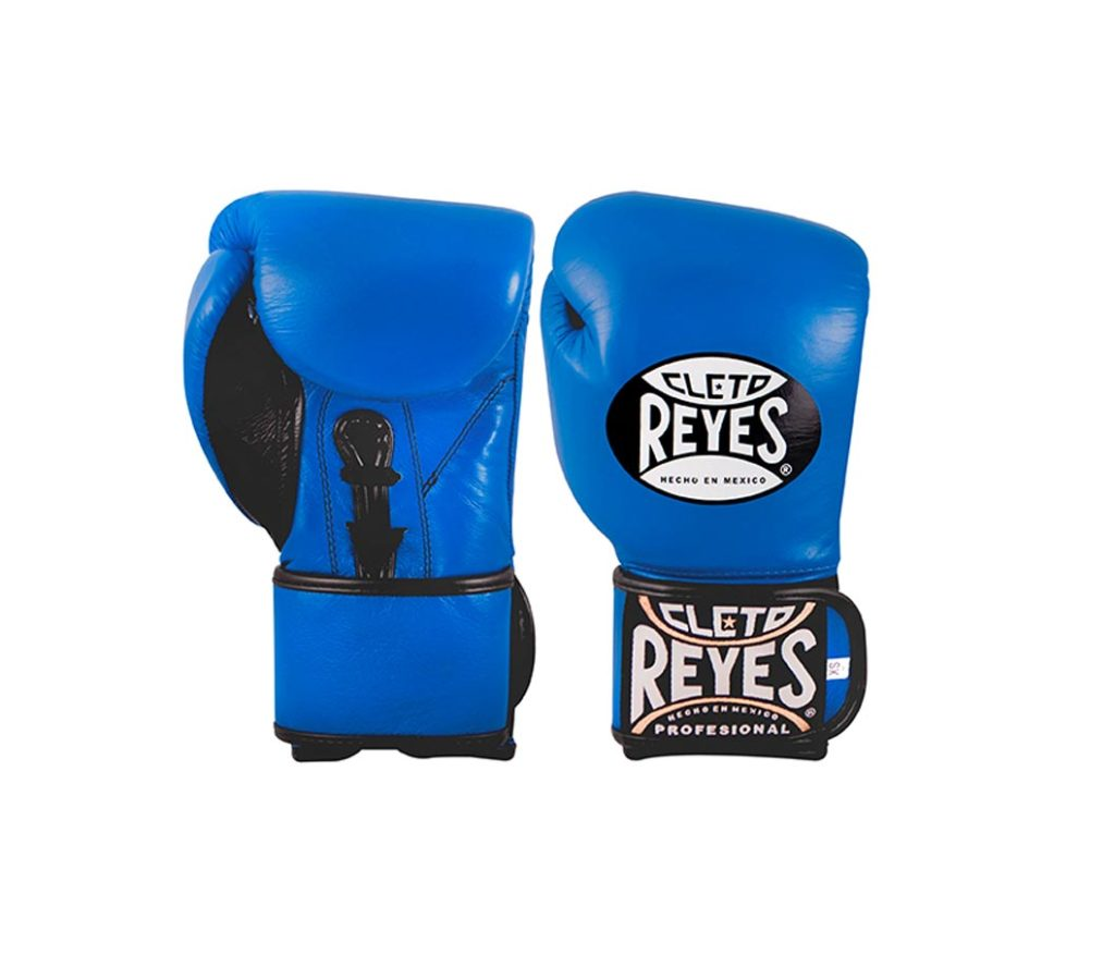 Choosing Boxing Gloves, Velcro Closure