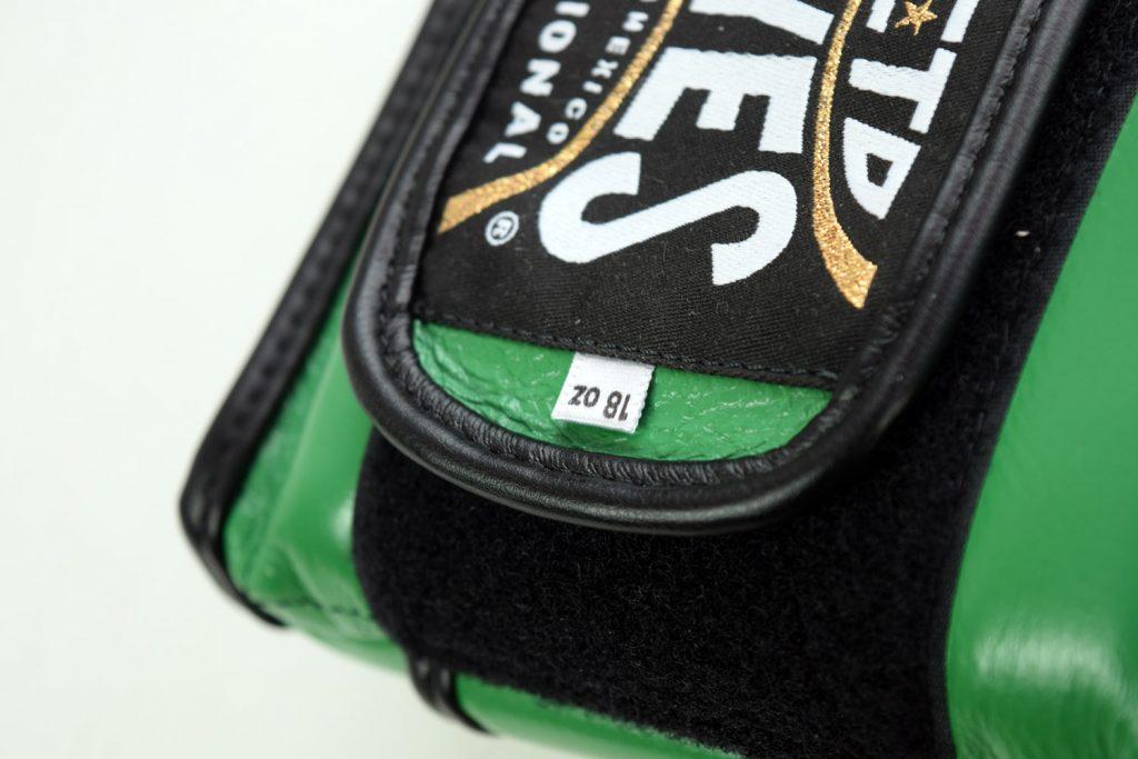 cleto reyes official gloves labels