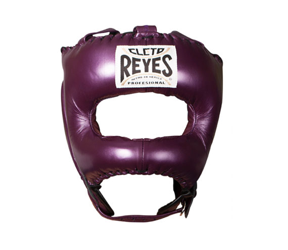 Purple-cleto-reyes-headguard-pointed-nylon