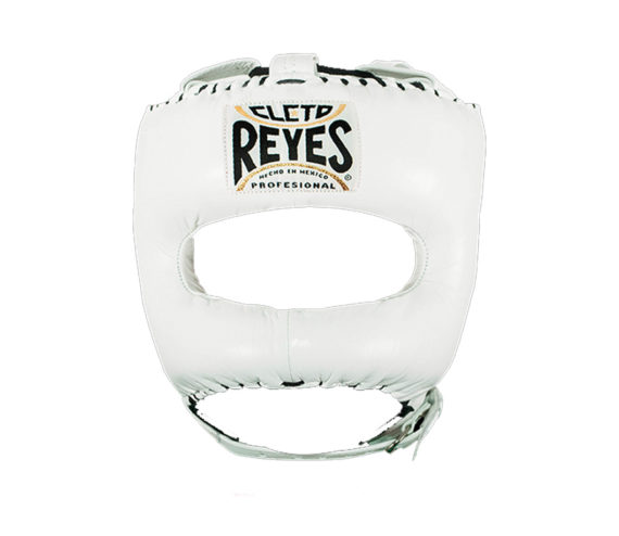 White-cleto-reyes-headguard-pointed-nylon