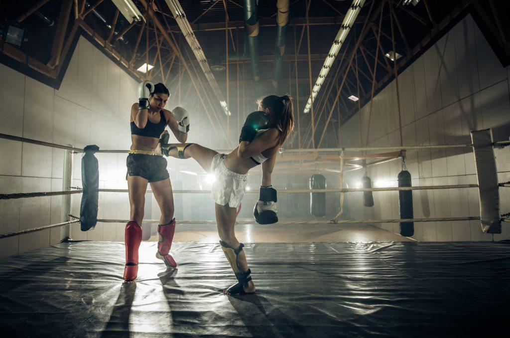 Boxing Styles, Kickboxing