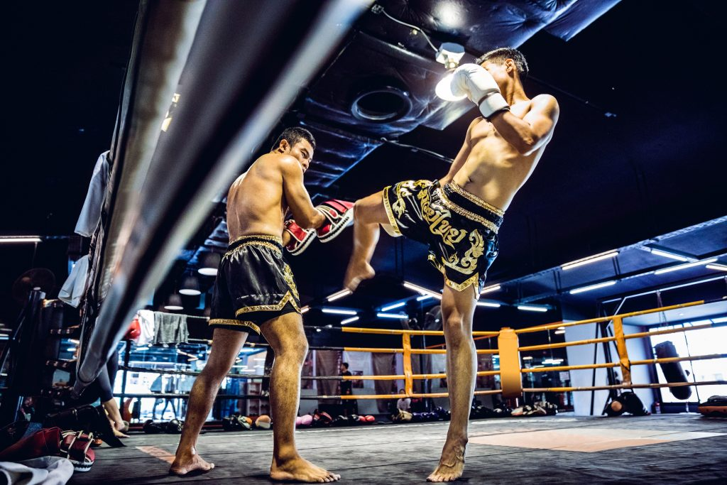 Boxing Styles, Muay Thai