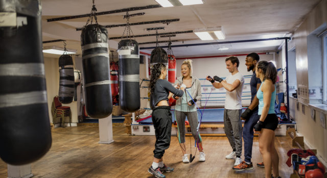 5 boxing styles to try