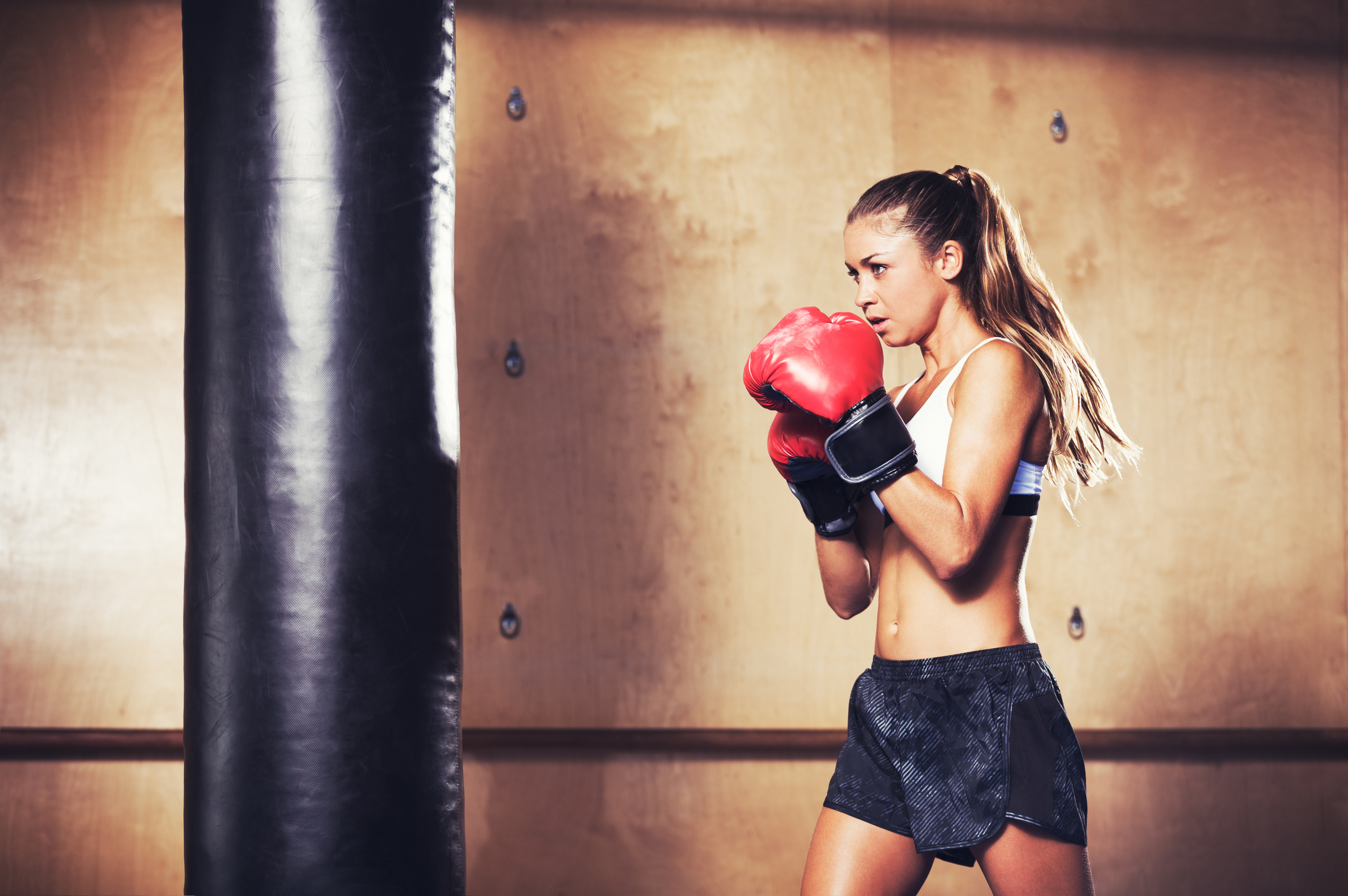 Boxing Training for Women, Boxing Stance