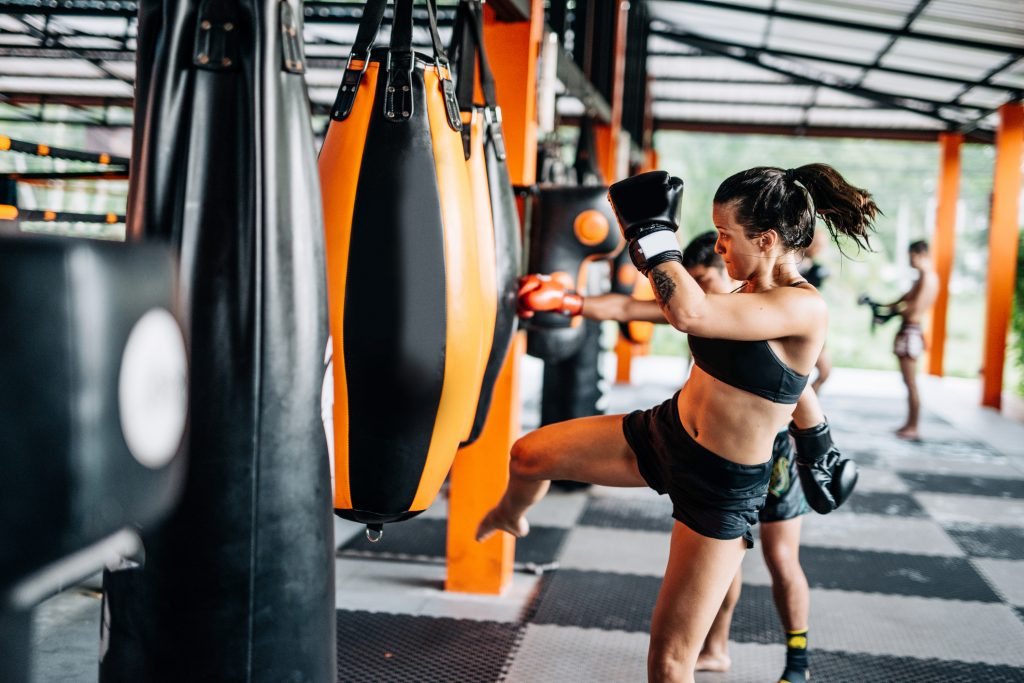 Boxing Workouts for Women, Equipment