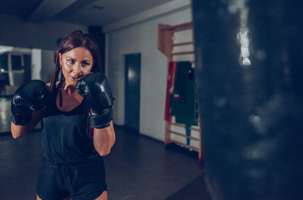 Boxing Workouts Women, Stance