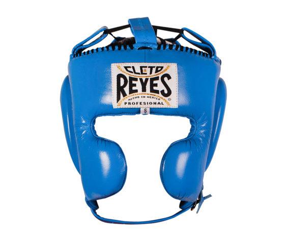 cleto-reyes-blue-headguard-cheek-protectors