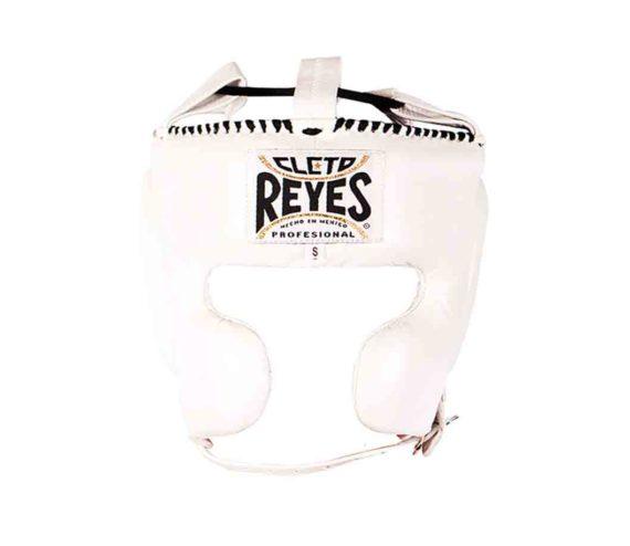 white-cleto-reyes-headguard-cheek-protection