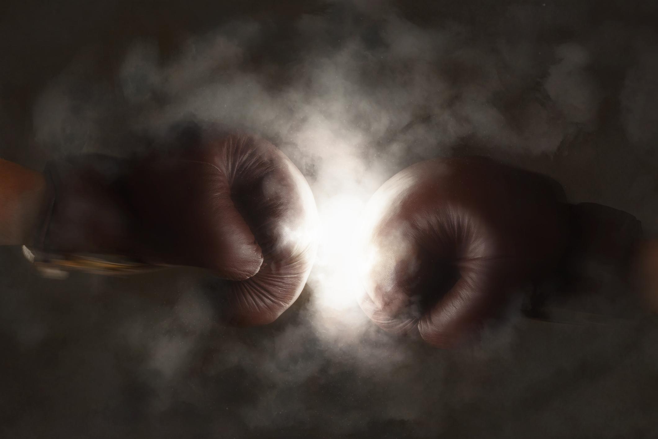 Cleto Reyes Boxing Gloves, Punch