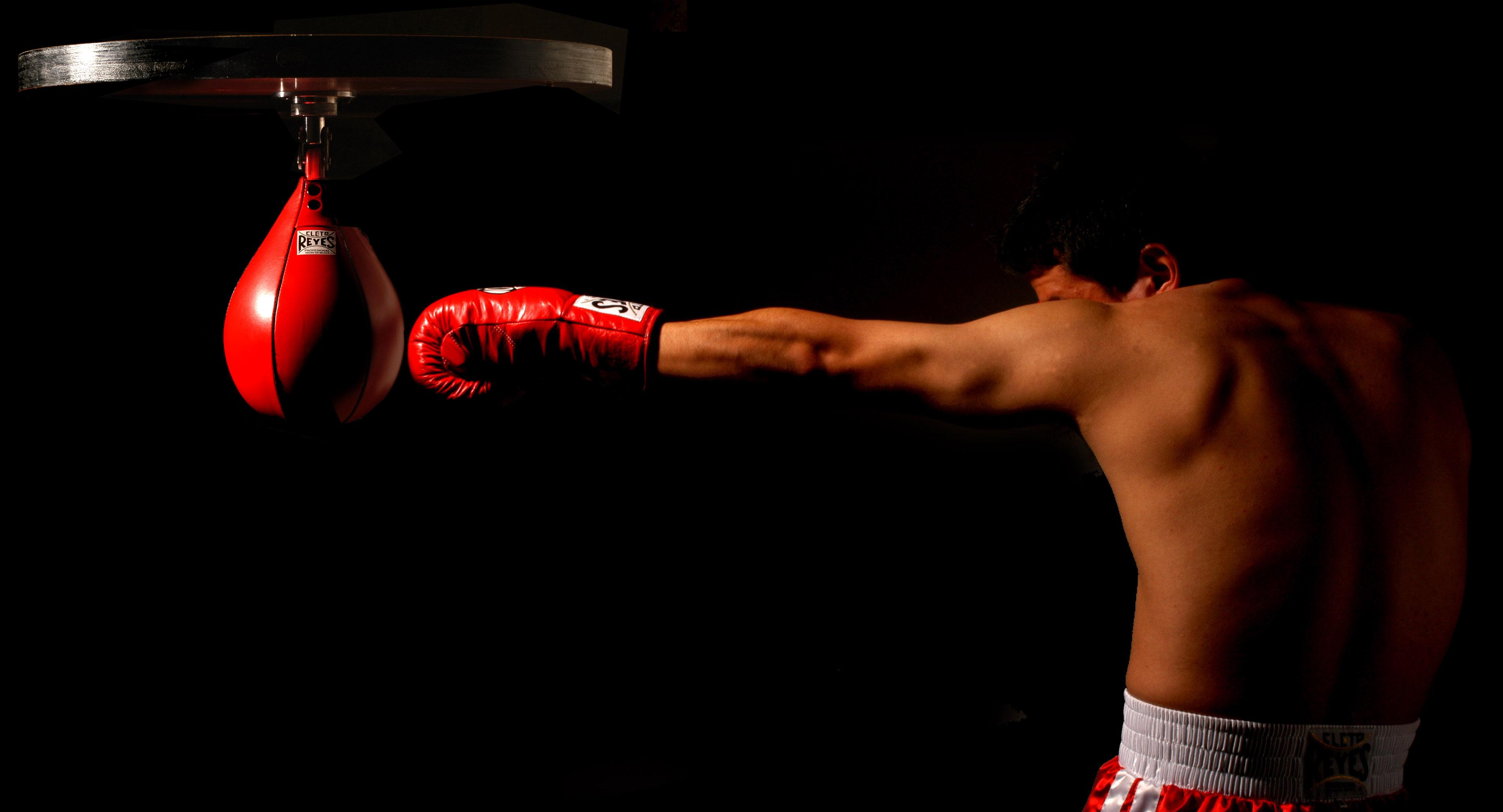 Good Boxing Gym, Cleto Reyes