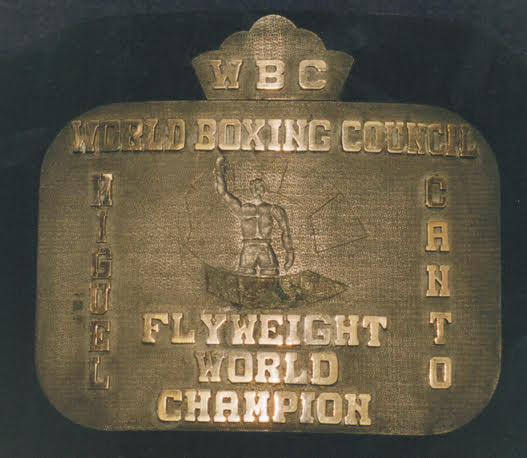 WBC Belt, History of Champion Belts