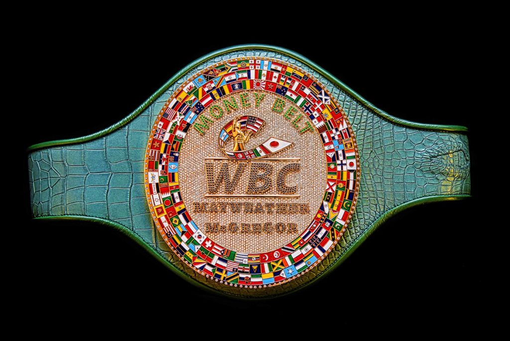 WBC Belt, Money Belt