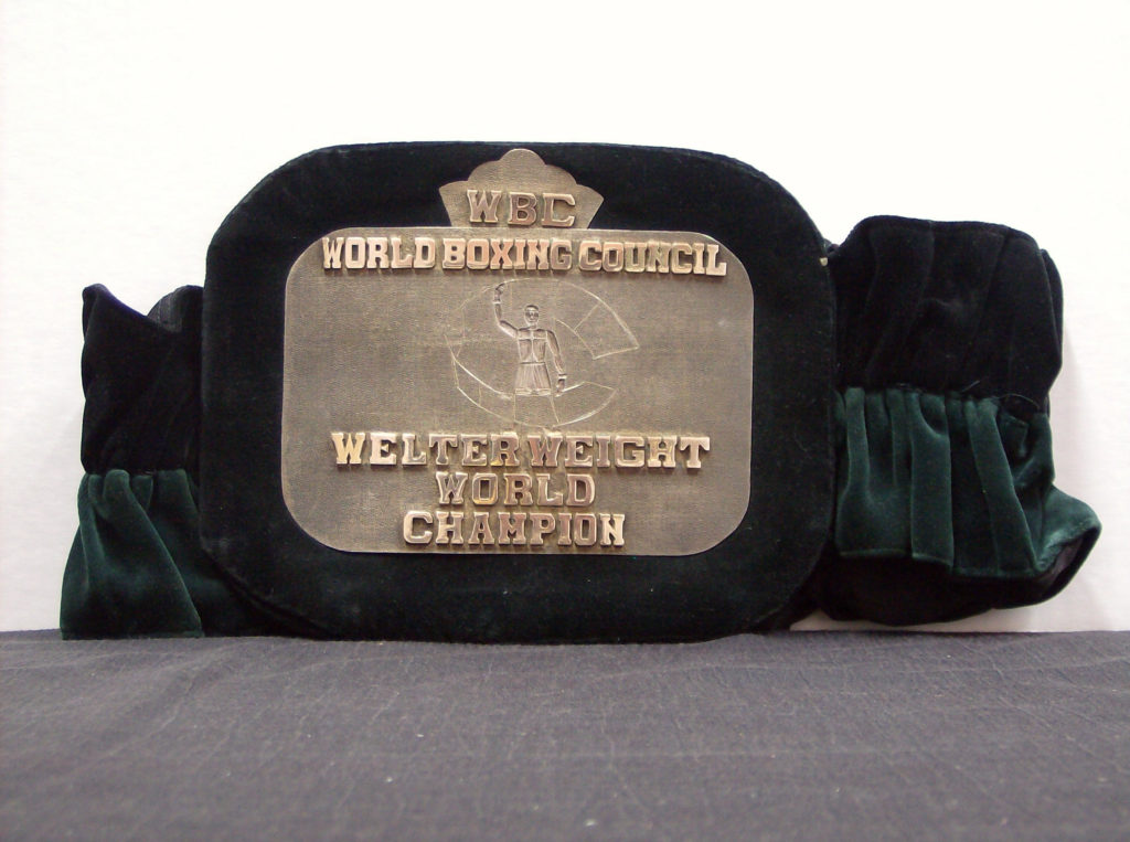 a4a3e18b WBC Belt History: The Evolution of WBC Belts Through the Ages