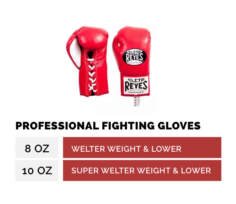 Professional Fighting Gloves
