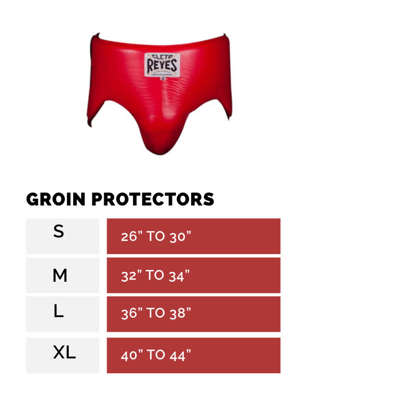 Groin Protectors