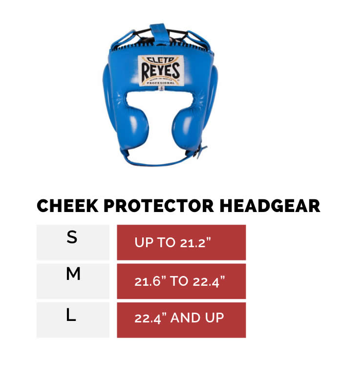 Cheek Protector Headgear