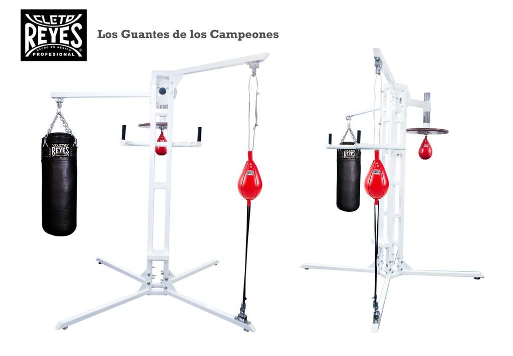 Boxing Training Exercises, Cleto Reyes Equipment