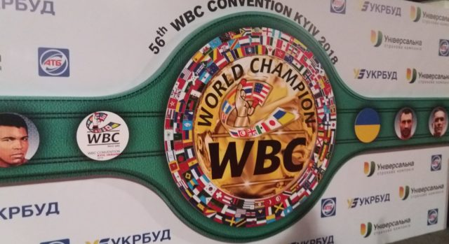 World Boxing Council Convention 2018 Highlights