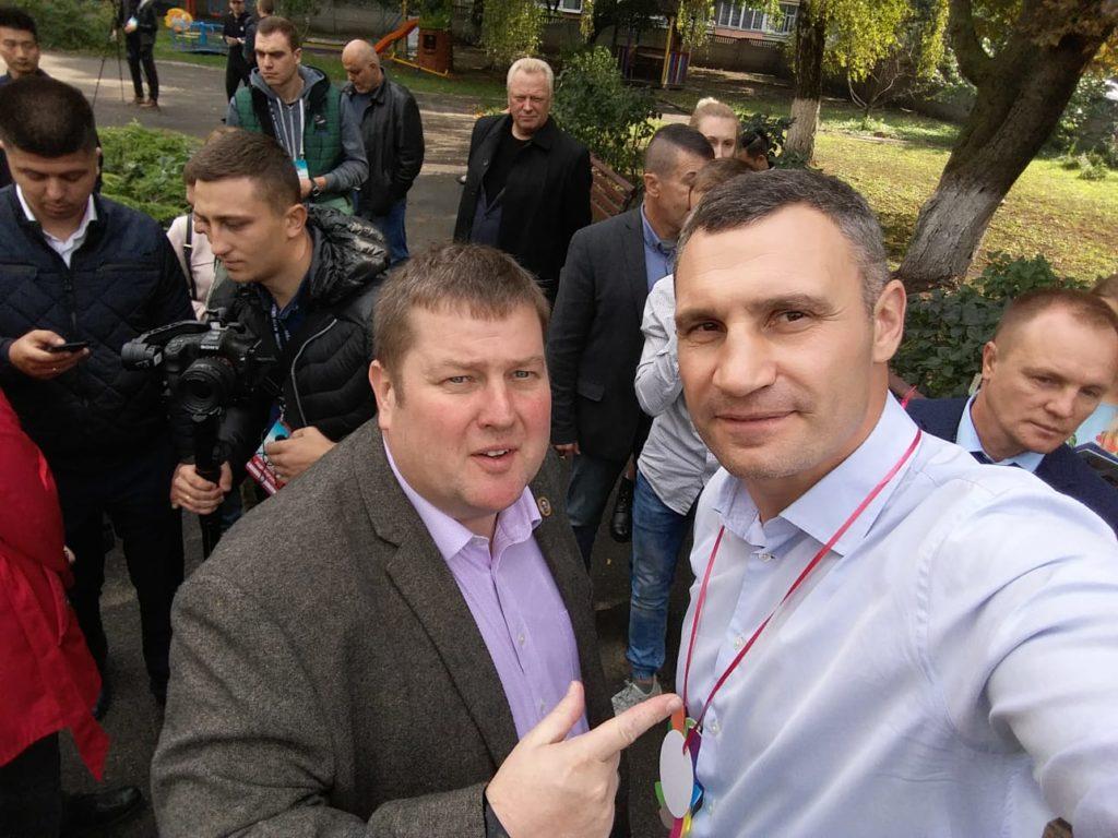 WBC Boxing Highlights, Klitchsko