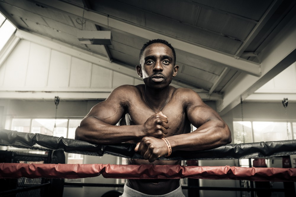Boxing Mind Over Muscle
