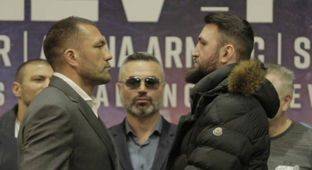 Hughie Fury Takes on Kubrat Pulev in Title Championship Eliminator