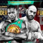 Deontay Wilder VS Tyson Fury: WBC Heavyweight Lowdown