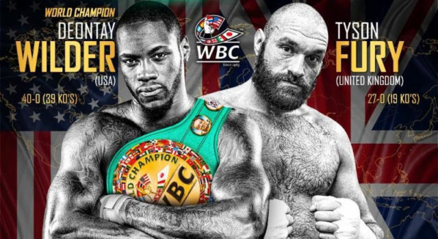 Deontay Wilder VS Tyson Fury: WBC Heavyweight Lowdown