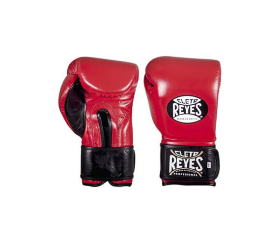 Cleto-Reyes-Sparring-gloves-with-Extra-Padding-Red