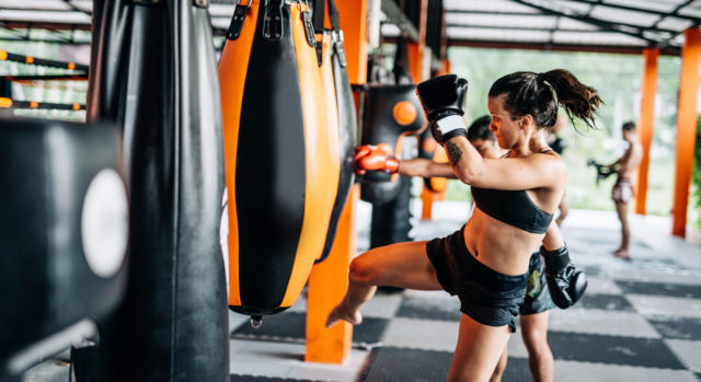 Heavy Bag Workout Tips for Beginner Boxers