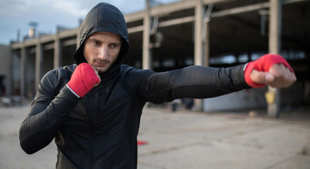 Can't Get to the Gym? Try a Home Boxing Workout