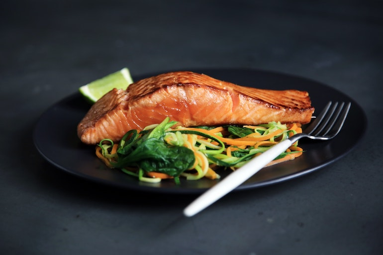 WBC ME What To Eat Before And After Working Out Salmon