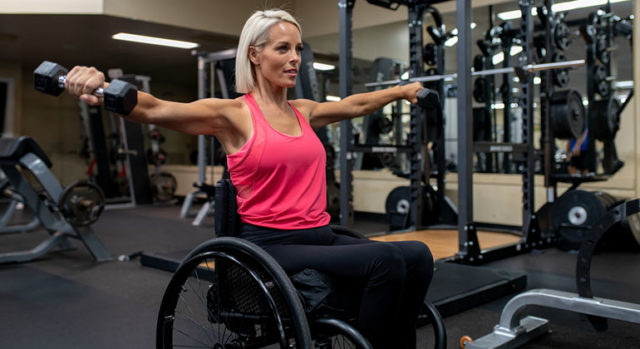 Weekday Adaptive Boxing Workouts Supported by WBC
